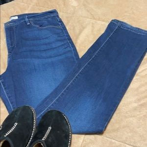 Levi's Perfectly Slimming 512 Skinny Leg Jeans